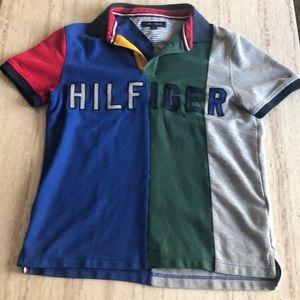 Tommy Hilfiger | Multi Color Polo | Men's Medium